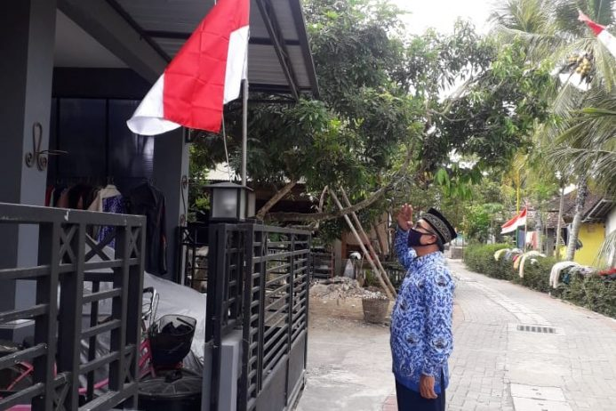 Pelaksanaan Peringatan Hari Kemerdekaan Republik Indonesia